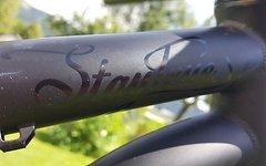 NS Bikes Eccentric CrMo Gr. M inkl. Manitou Mattoc Pro