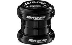 """Reverse Components Twister Headset 1 1/8"""" Klassisch schwarz"""
