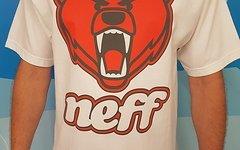 """Neff """"Bear"""" Shirt Gr. L"""