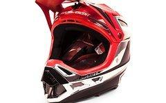 100% Reduziert! Aircraft Chrome Edition Helm ROT XL 2016