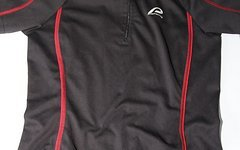 Protective Damen Trikot schwarz-rot-weiss Gr.42