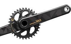 SRAM XX1 Carbon Eagle Boost GXP 12-fach Kurbelgarnitur