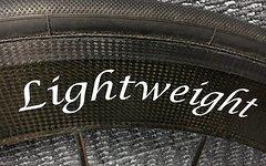 Lightweight Laufradsatz Tune Naben Shimano 10fach