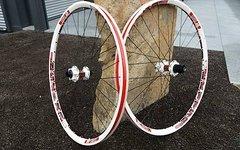 DT Swiss EX 1750 Laufradsatz - DT Swiss 240S Naben - 150x12mm / 20x110mm, guter Zustand ! Messerspeichen, Downhill/Freeride