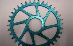 Garbaruk ovale Kettenblatt für RACE FACE