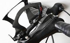 M-Bike Parts, Feathery Carbon Feathery Carbon Vorbau Flaschenhalter, - FC221Sport 68g.