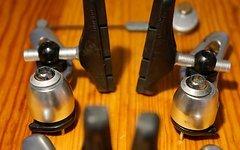 Shimano XTR BR-M900 Cantilever Satz V+H, komplett, fast NOS!