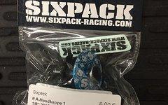 Sixpack A-Headkappe 1 1/8 light blue