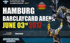 Night Of The Jumps 2017 HAMBURG - Ticket