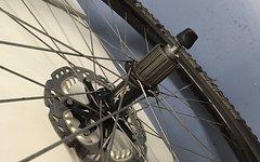 "Shimano Hinterrad 29"" QR, Shimano XTR, ZTR Race, Sapim CX Ray"