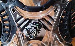 Of3 HRX Safteyjacket Protektor Hartschale MotoX Brustpanzer Rückenprotektor