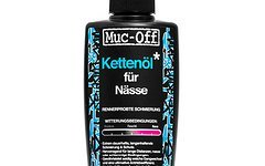 Muc Off WET LUBE Kettenöl 120 ml für Nässe Rennrad MTB DH FR