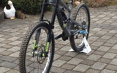 "Canyon Torque dhx ""fast Suspension"""