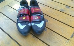 Verkaufe Northwave Mtb Schuhe Herren Gr.42,5