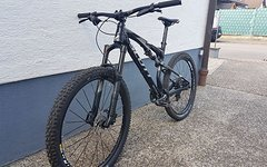 "Scott Spark 2014 26"" Trail-Bike Umbau"