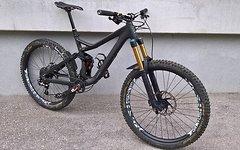 Conway WME Carbon Enduro Custom BJ 2016 Grösse M