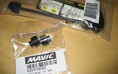 Mavic 9 mm Adapter für 15 mm VR-Naben (NEU)