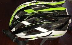 Cannondale Helmet Cypher Road Helm Gr. S/M (52-58 cm) Weiß WHT Green Neu
