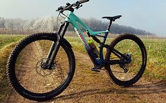 "Specialized Stumpjumper S-Works FSR 29"" Carbon"