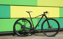Specialized HT Carbon + SRAM X01 (9,8 kg)