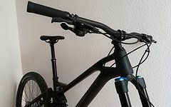 "Mondraker Dune Carbon R 27,5"" BLACK PHANTOM ENDURO"