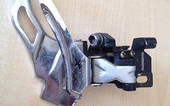 Shimano Deore XT FD-M771 dual pull direct mount