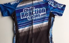 Chainreactioncycles Rennrad MTB Crosscountry Trikot Jersey blau M