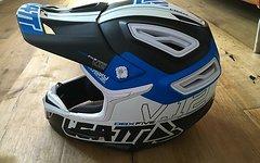 Leatt Full Face Helm DBX 5.0 V.12 Größe L