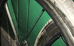Aerycs Carbon Laufradsatz, Megaleicht, Tubular Aerycs Carbon Laufradsatz Cyclocross