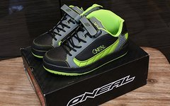 O'Neal Torque SPD Shoe Green *diverse Größen lieferbar*