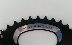 Truvativ Kettenblatt 44 Zähne X0 44T 10SPD 104BCD