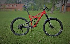 Specialized 2016 Enduro Elite 650b Large
