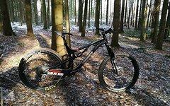 Dmr Bikes Sled - XL