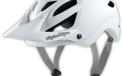 Troy Lee Designs A1 HELM DRONE WHITE Gr. M/L