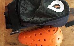 661 SixSixOne Evo Knee Gr.S