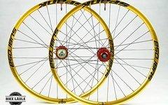 Spank Subrosa 30AL EVO Laufradsatz mit Hope Pro 4 EVO Naben