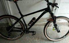 NS Bikes Eccentric Djambo 29, Modell 2017 Gr. L