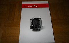 Actionpro X7 , Gopro Alternative .