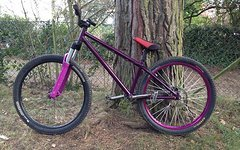 """Last Bikes Rufus Custom Dirt-/Steetbike 26""""  Preisupdate"""