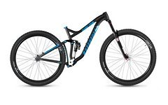 Niner WFO 9 2016 + Pike RCT3 160mm Solo AiR + American Classic AM-28 LRS - UVP 3999€ - !!SALE!!