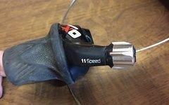 SRAM Drehgriffschalter X01 GripShift