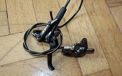 Shimano Deore XT BR-M8000 Set VR + HR Scheibenbremsen / disc brake