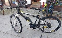 """E-Bike Scott E-Aspect 920 L/bosch 400Wh/29"""" E-Aspect/Scott"""