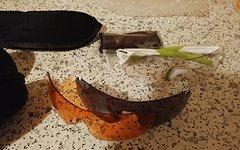 Limar Brille inkl. 2 Ersatzgläser