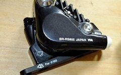 Shimano BR-RS 805 Flatmount Sättel