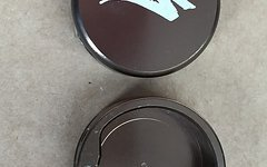 Specialized 2x Specialized Endcaps BRAUN Endkappen Lenkerenden NEU