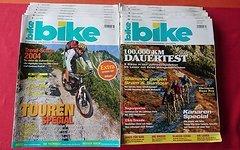 Delius Klasing Verlag Bike-Magazin 1-12 2003