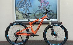 Rocky Mountain Altitude 750 MSL Carbon Rally Edition - 1x11 SRAM X1 ! NEW BIKE !