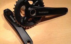 """Shimano MT 700 Kurbel (Baugleich XT) 2fach 36/26Z. """"neu""""!!"""