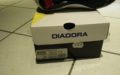 Diadora Rennrad Schuh 42Gr. Halber preis.